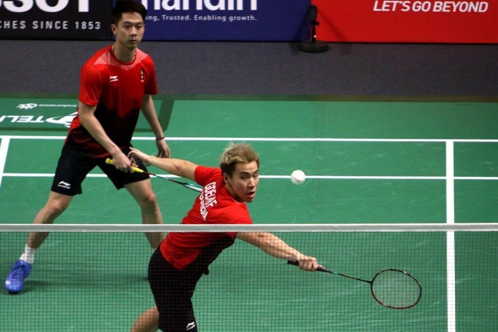 Badminton MD minions - FirstSportz