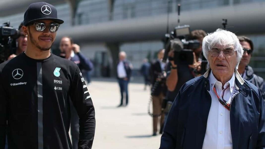 Bernie Ecclestone on Lewis Hamilton