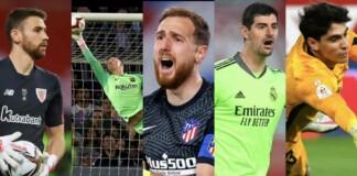 Best Goalkeepers in La Liga 2021