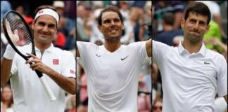Big 3 of Tennis