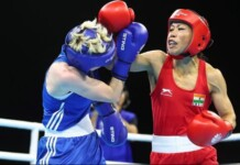 Boxing tokyo olympics when