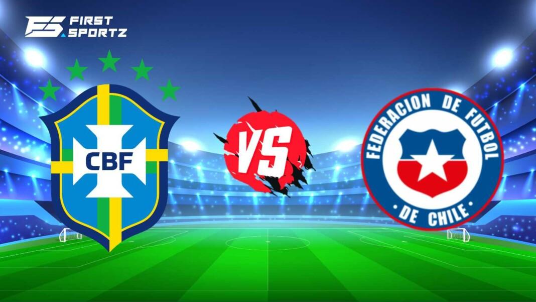 Brazil vs Chile Predictions