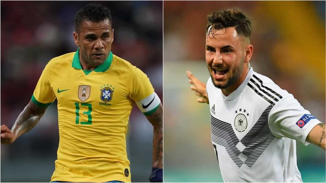 Brazil vs Germany Dream11