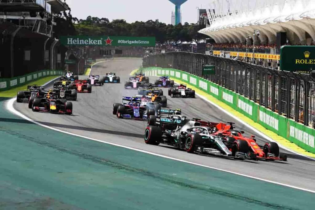 Brazilian Grand Prix 1 - FirstSportz