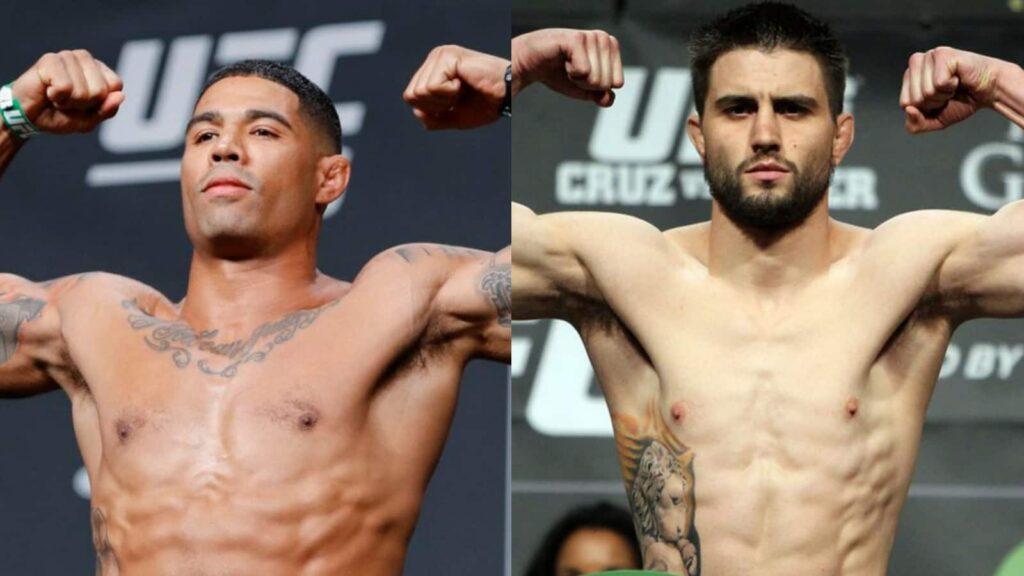 Carlos Condit vs Max Griffin UFC 264