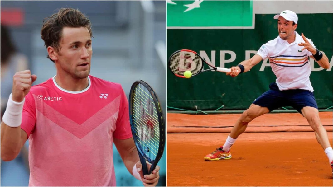 Casper Ruud and Roberto Bautista Agut will be the top-2 seeds at the Kitzbuhel Open 2021