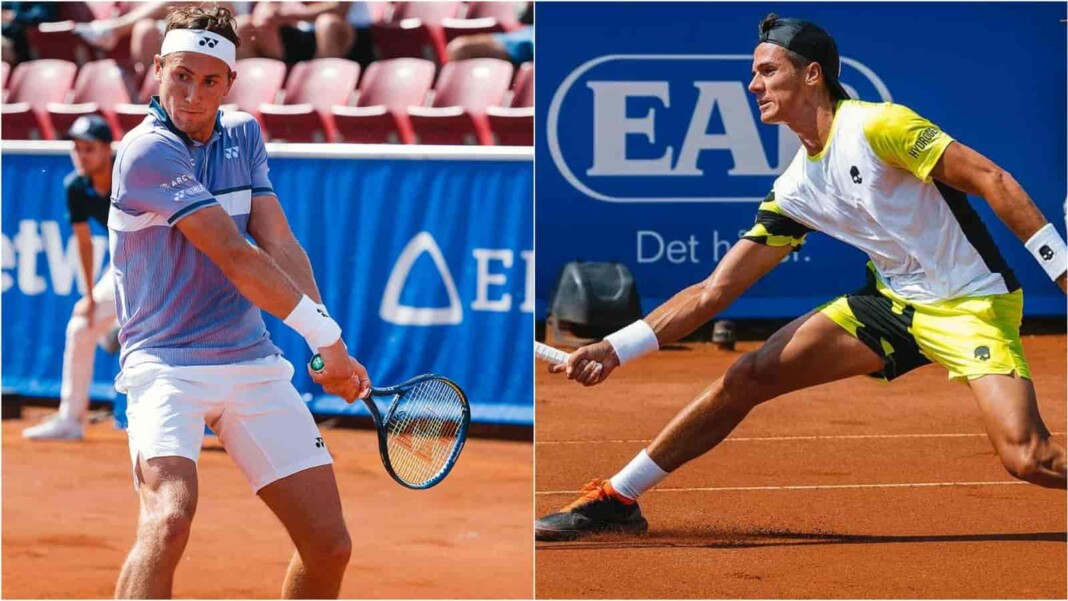 Casper Ruud vs Federico Coria will clash in the finals of the ATP Bastad 2021