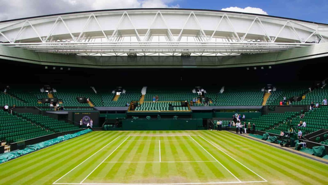 Why there is no Wimbledon 2021 match today?