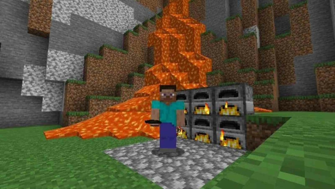 Charcoal in Minecraft