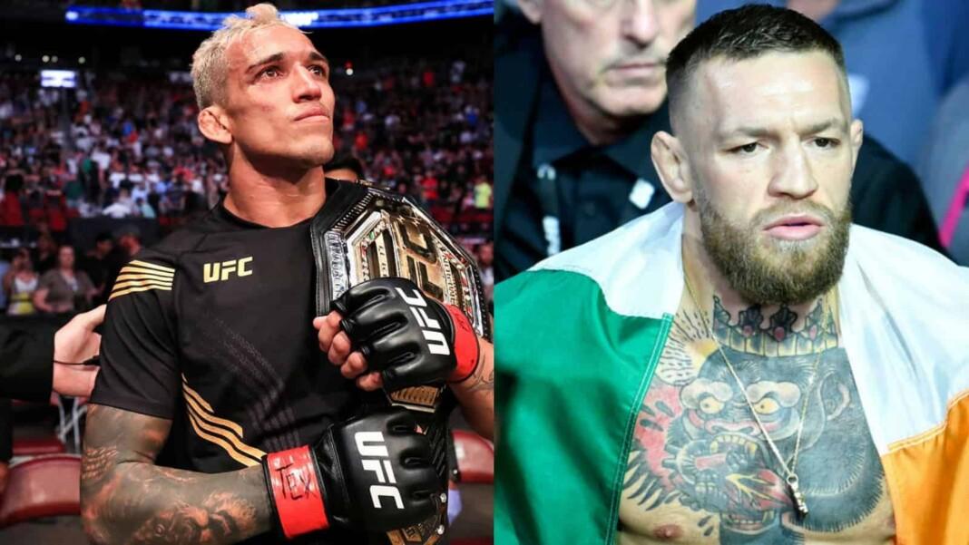 Charles Oliveira vs Conor McGregor