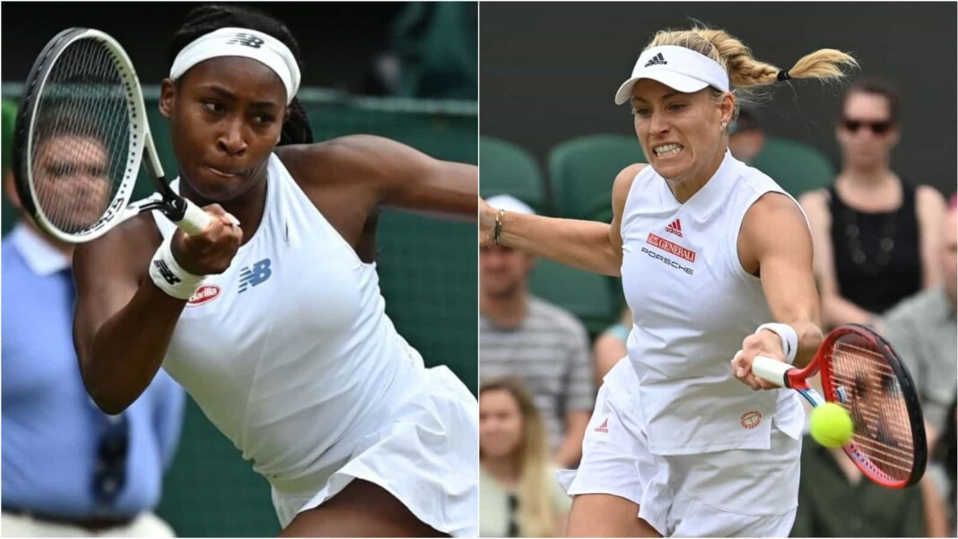 Coco Gauff vs Angelique Kerber will clash in the 4th round of the Wimbledon 2021