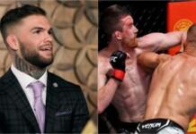 Cody Garbrandt on UFC Vegas 32