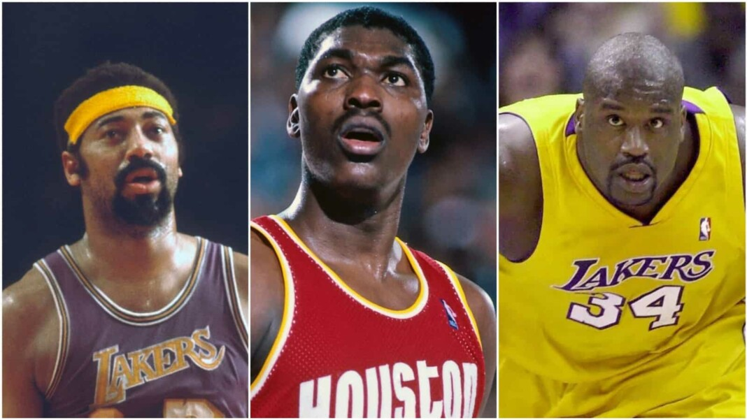 Top 5 Centers of All-Time