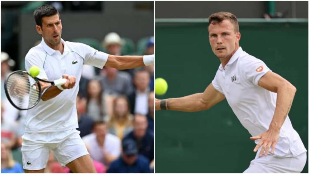 Novak Djokovic vs Marton Fucsovics