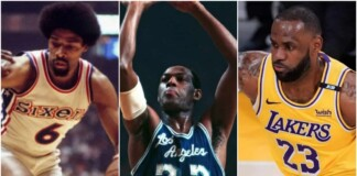 Top 5 greatest small forwards of All-Time