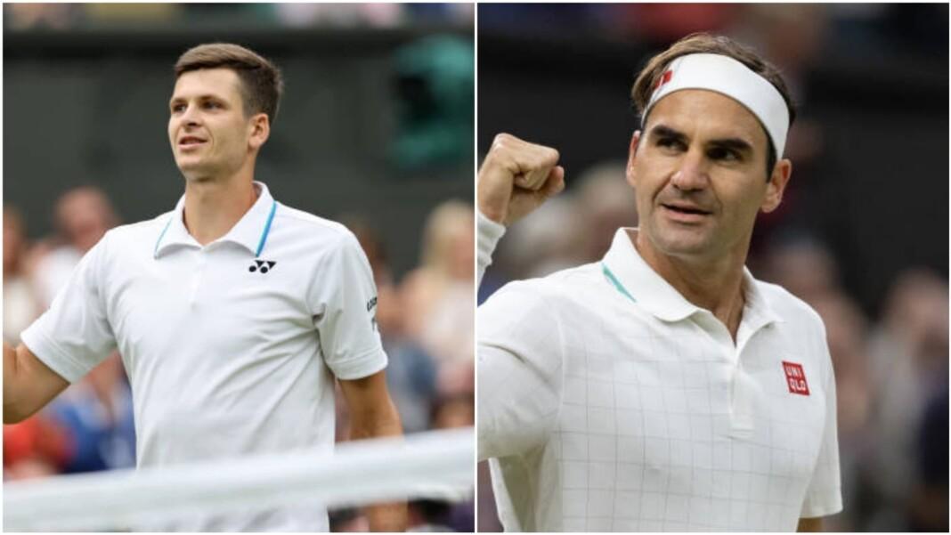 Hubert Hurkacz vs Roger Federer