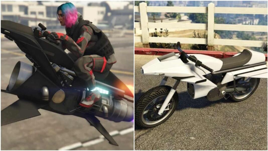 Oppressor MK I vs Oppressor MK II in GTA 5: Which is the better weaponized vehicle