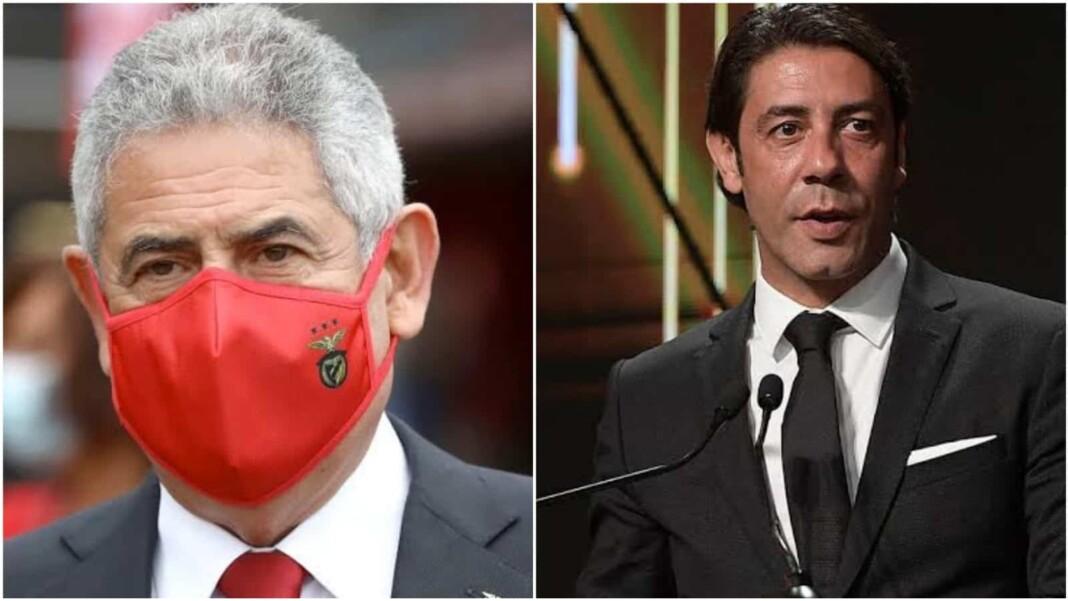 Rui Costa as Benfica's president