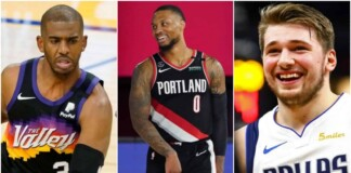 Top 5 point-guards of 2020-21