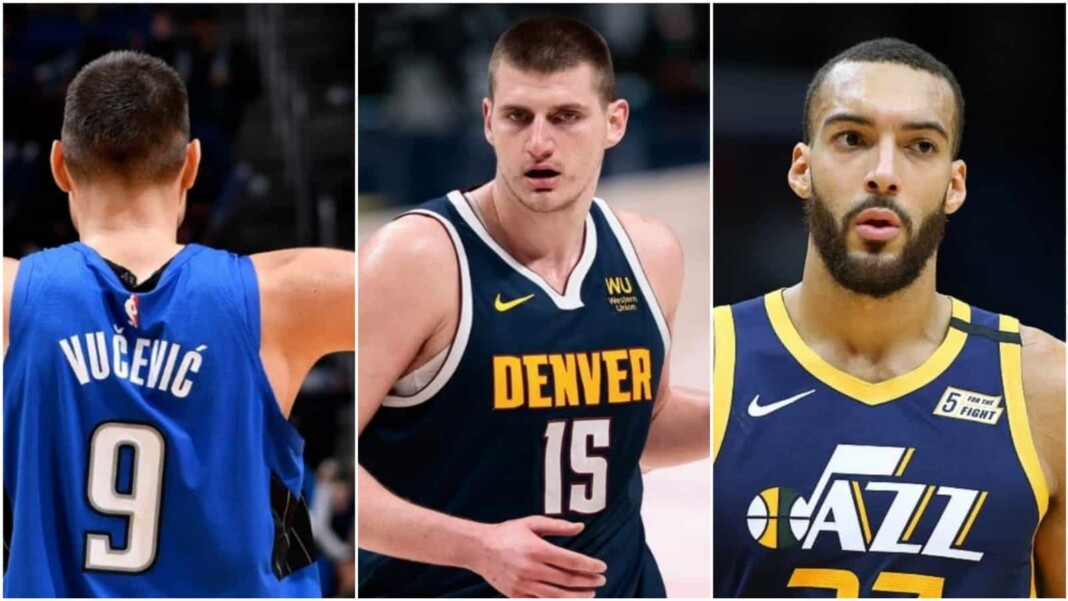 Top 5 Centers of 2020-21