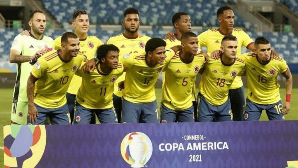 Colombia Football Team