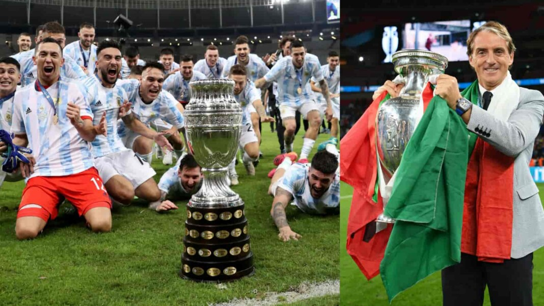 Copa Americ and EURO 2020