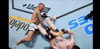 Cory Sandhagen vs TJ Dillashaw