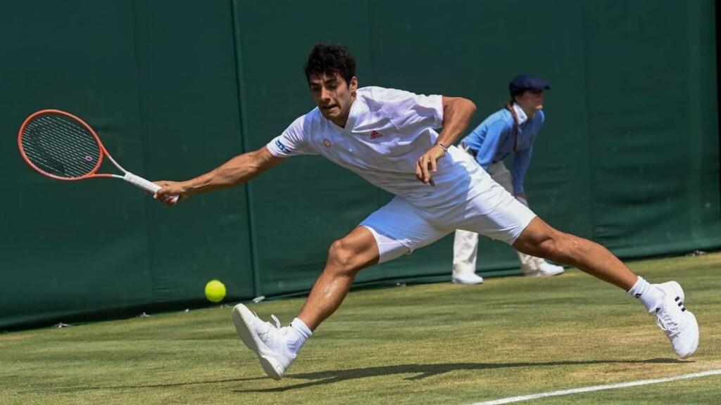 Cristian Garin will clash with Novak Djokovic in the 4th round of the Wimbledon 2021