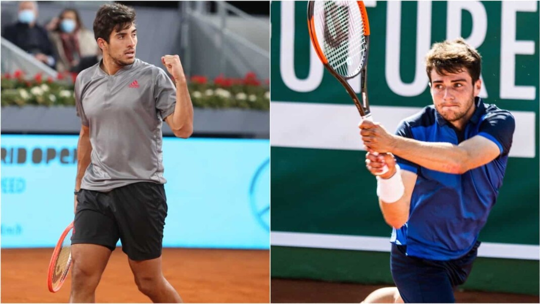 Cristian Garin vs Pedro Martinez will take place in 2nd round of the ATP Bastad 2021