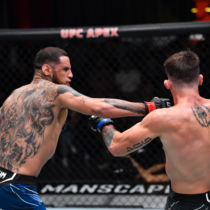 Daniel Rodriguez vs. Preston Parsons UFC Vegas 31