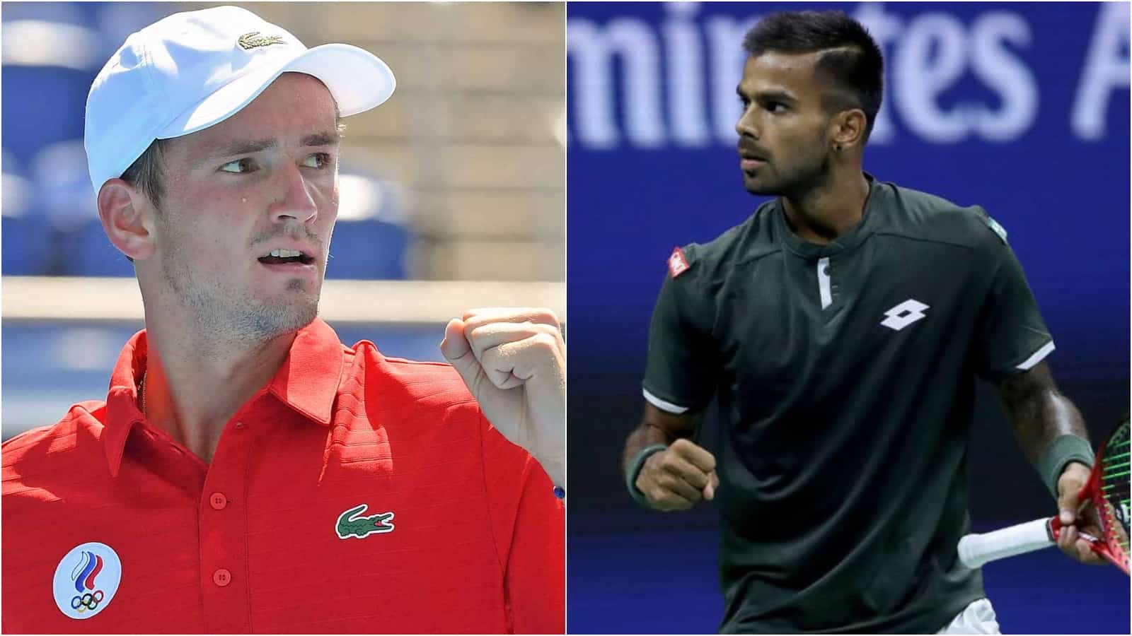 Tennis at Tokyo Olympics 2020: Daniil Medvedev vs Sumit Nagal Preview, Head to Head and Prediction » FirstSportz