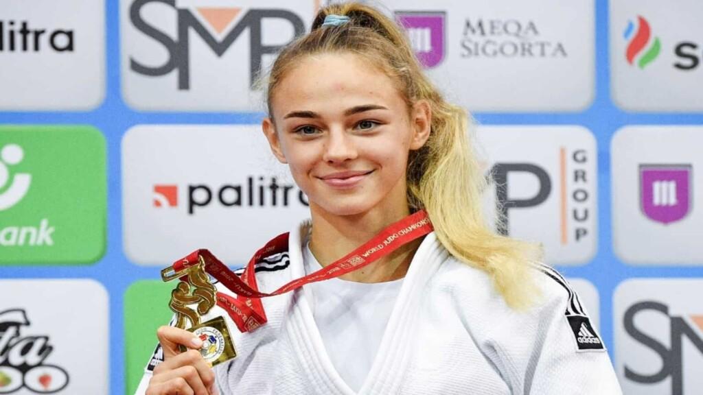 Daria Bilodid Tokyo Olympics