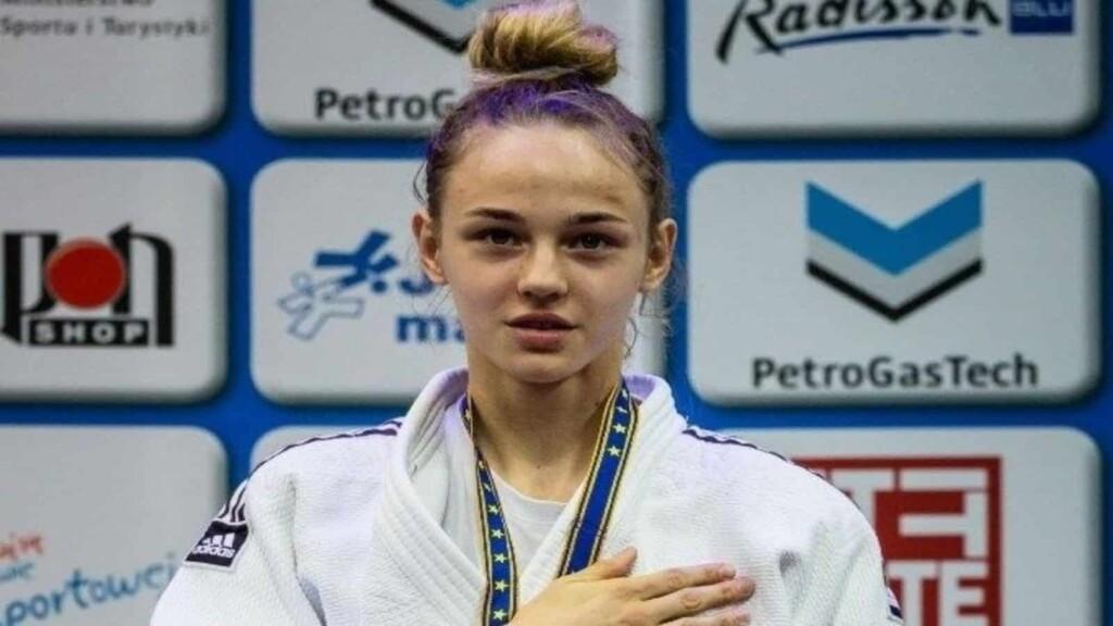 Daria Bilodid olympics