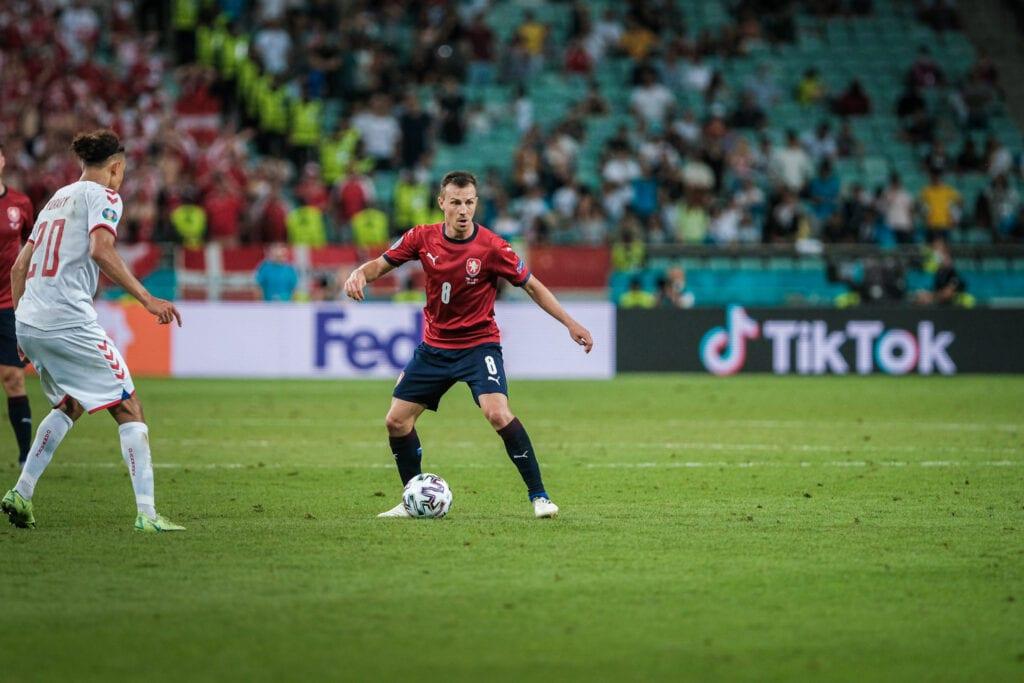 Darida in action against Denamrk in EURO 2020