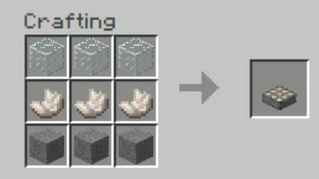 Daylight Detector in Minecraft