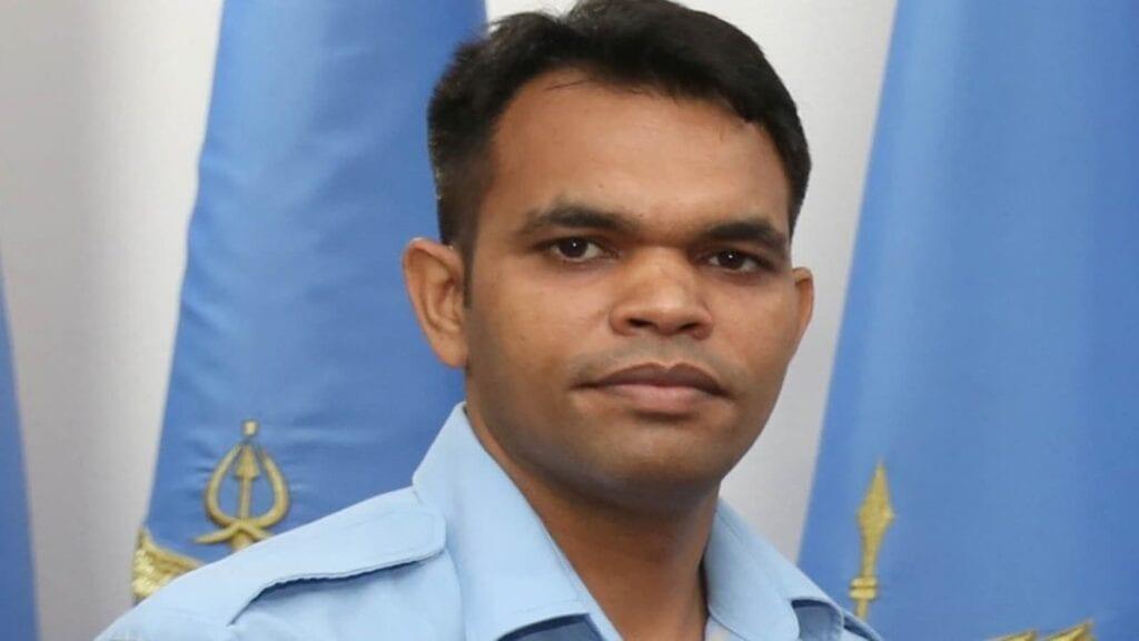 Deepak Kumar air force 2 - FirstSportz