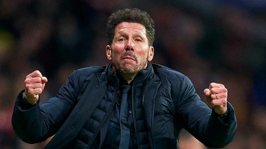 Diego Simeone extends his stay at club