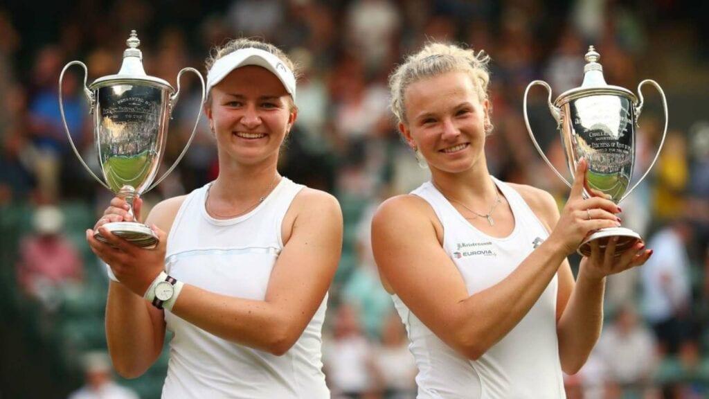 Wimbledon Doubles Champions