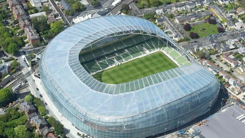 Dublin will stage the Europa League final in 2024