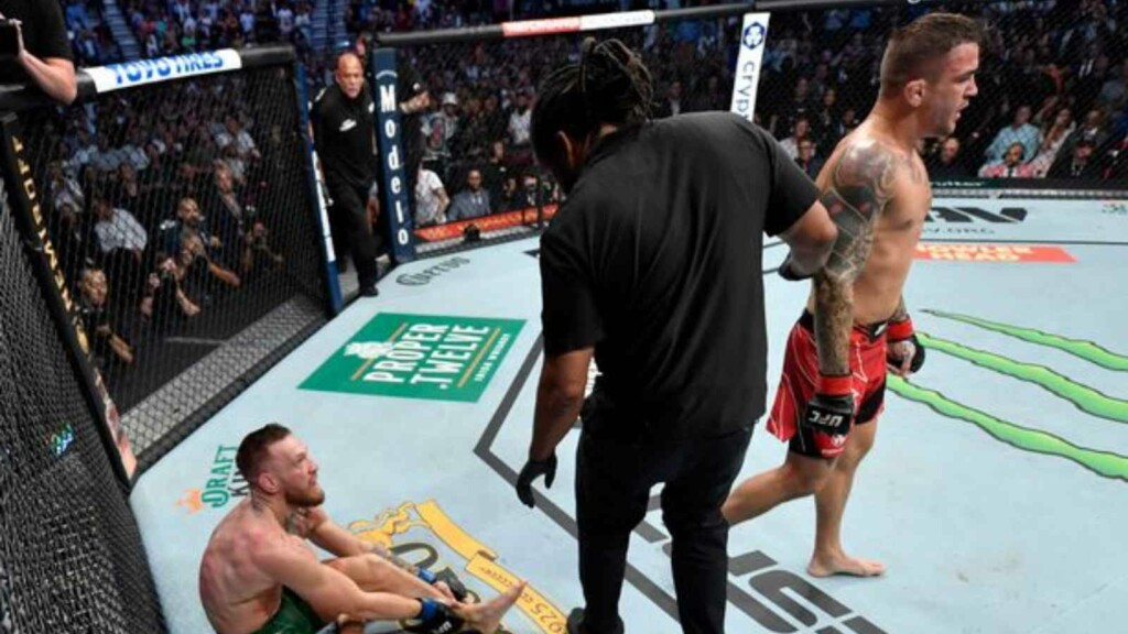 Conor McGregor UFC 264