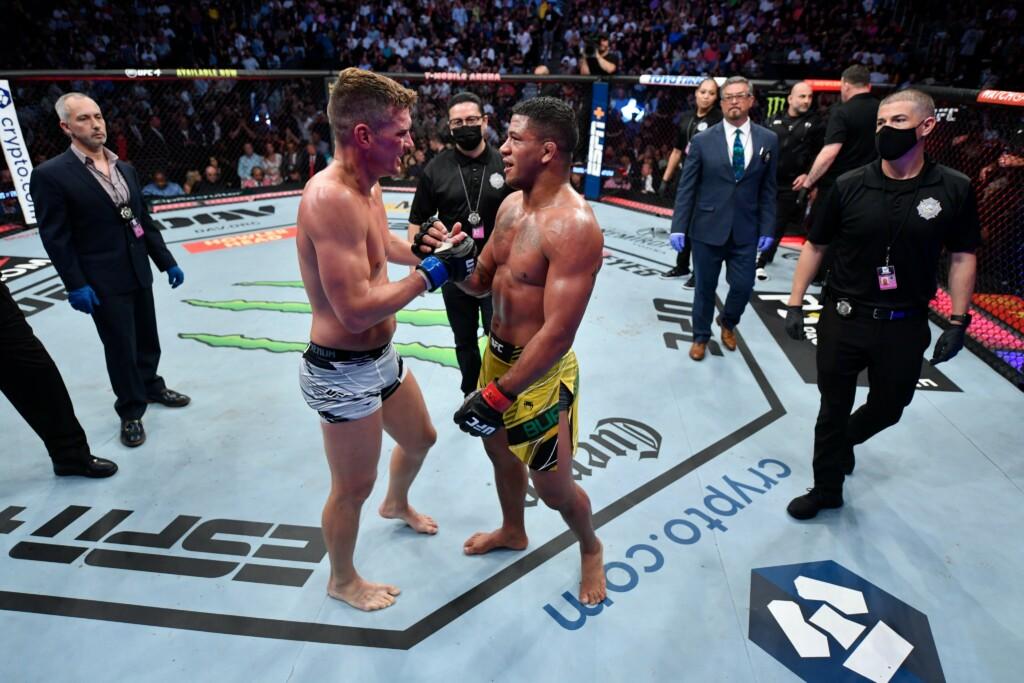 UFC 264: Thompson vs Gilbert Burns