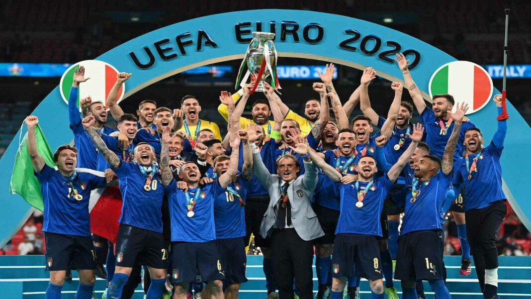 EURO 2020 Italy vs England Player Ratings
