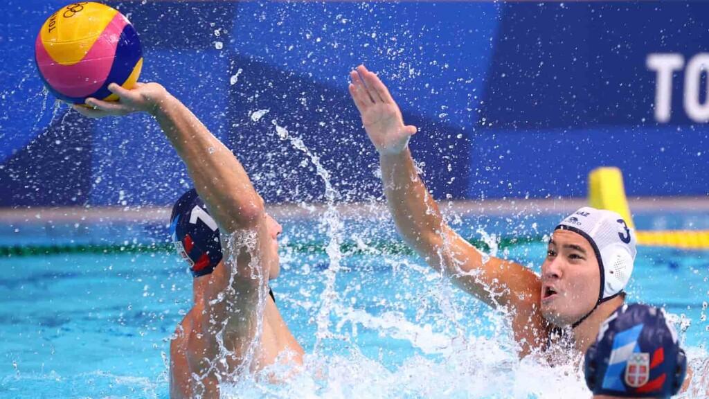 Water Polo at Tokyo Olympics