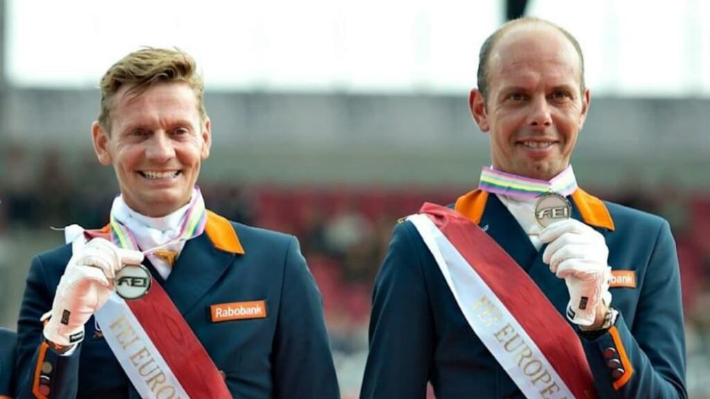 Edward Gal and Hans Peter Minderhoud
