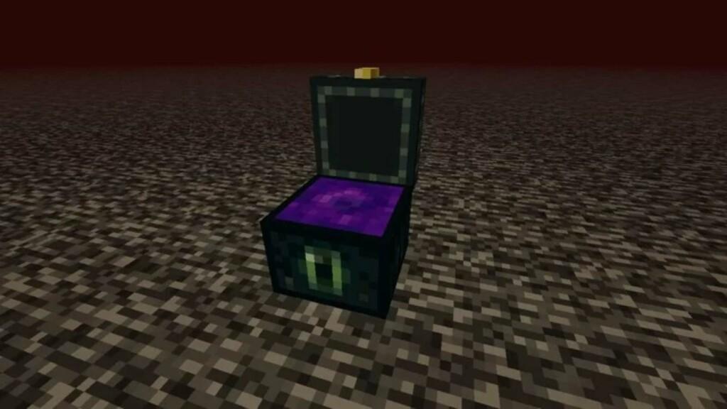 Ender Chest in Minecraft
