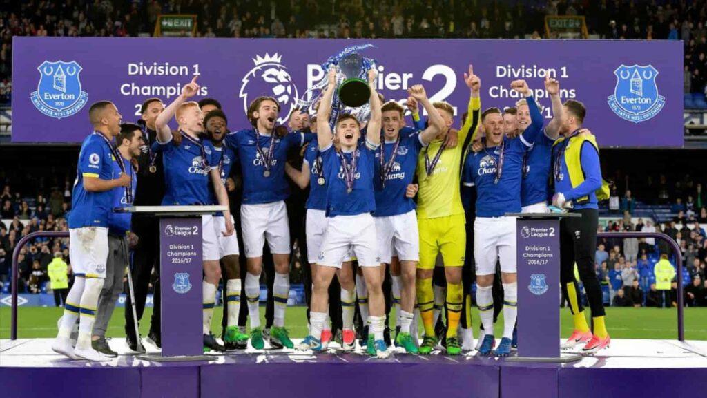 Everton were the 2018 19 champions - FirstSportz
