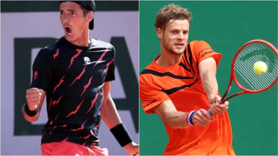 Federico Coria vs Yannick Hanfmann will clash in the semi-finals of the ATP Bastad 2021