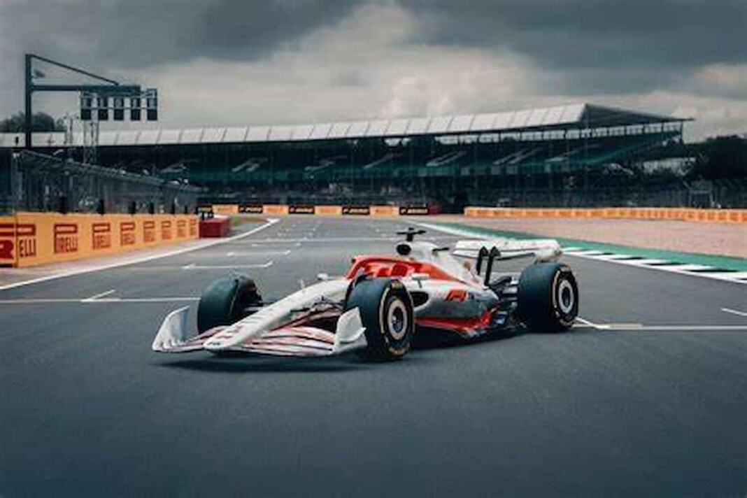 Formula 1 2022 cars