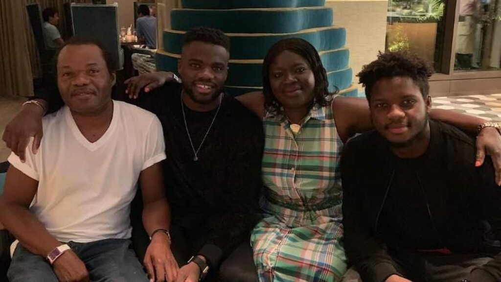 Frances Tiafoe's Family