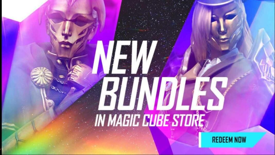 Free Fire Magic Cube Store